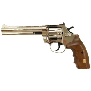 Flobertka ALFA 661 nikl-dřevo cal: 6mm ME-Flobert