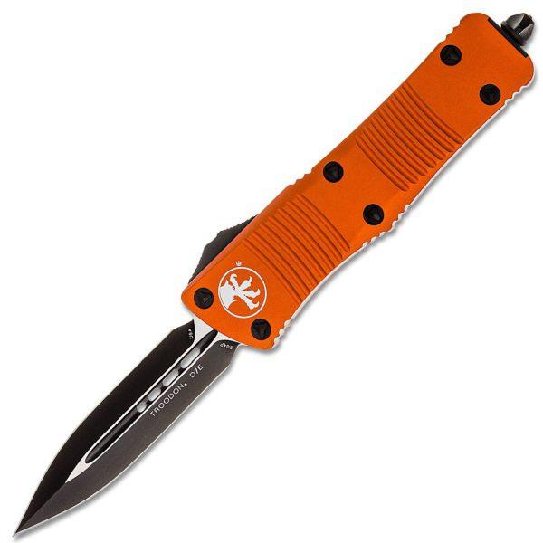 Microtech-Troodon-Orange-138-1OR