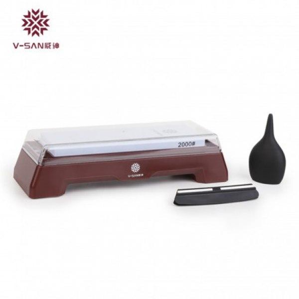 kombinovaný brusný kámen 2000/6000 V-SAN TAIDEA TV6620 De Luxe