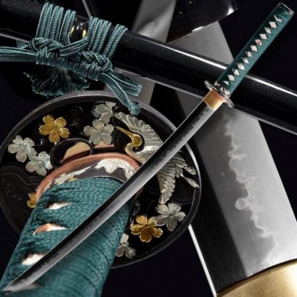 TORI Japanese Sword - T-10 Steel