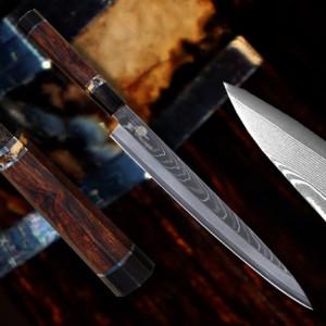 nůž Yanagiba 270 mm - Dellinger Mammut Octagonal SKD11