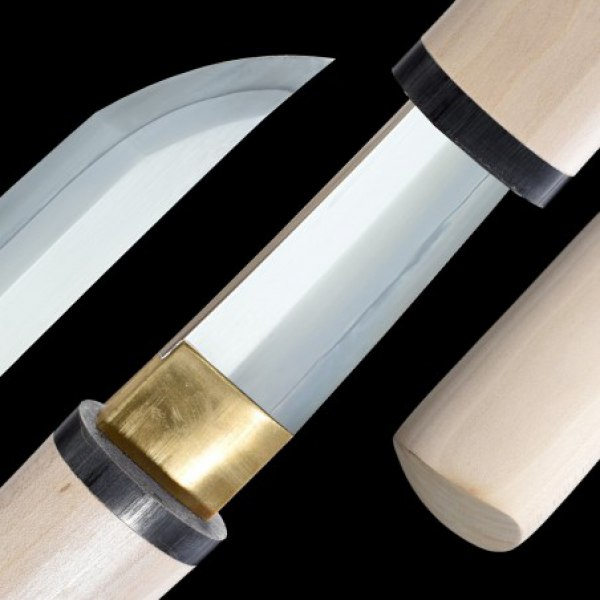 Shirasaya RAIN Japanese Sword - T-10 Steel