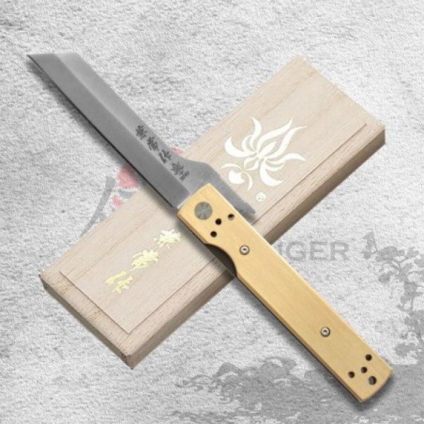 japonský nůž HIGONOKAMI Kanetsune TANZAKU-TOU