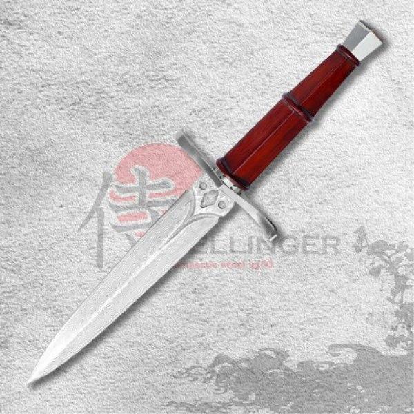 nůž Dellinger Attacker VG-10 Damascus
