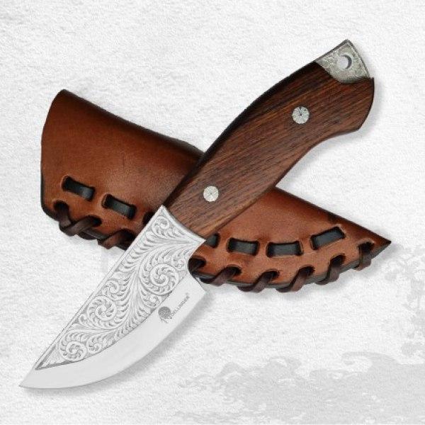 nůž Dellinger D2 Engraved I.