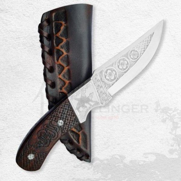 nůž Dellinger D2 Engraved II.
