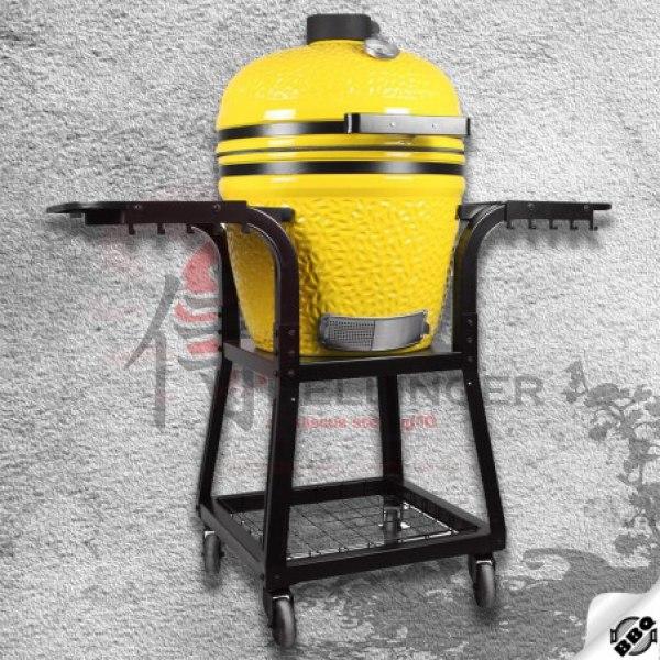 "keramický gril kamado Dellinger Smoke&Fire 22"" žlutý"