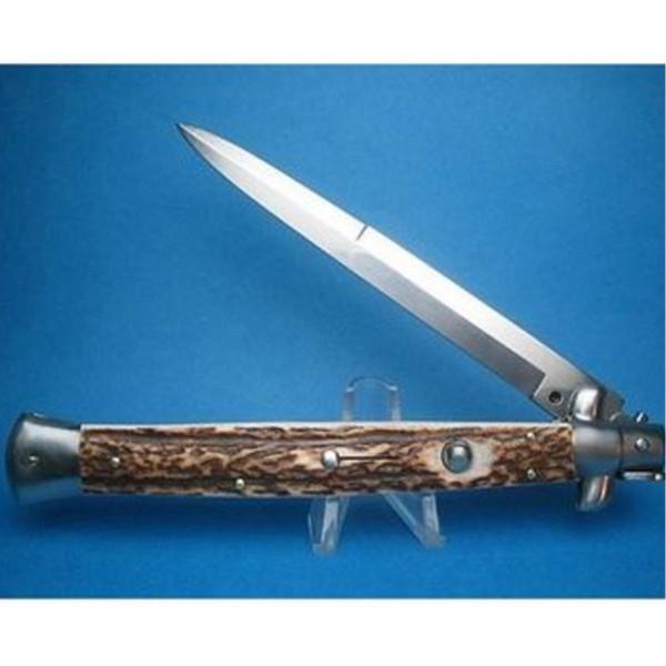 Beltrame-Stiletto-Stag-Horn-Bayonet