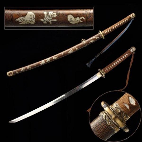 čínský meč GUNTO typ.III