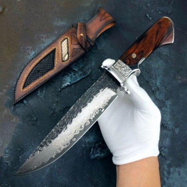 nůž lovecký Dellinger Schmuggler vg-10