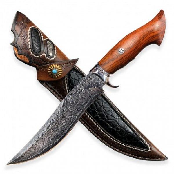 BAZAR nůž lovecký Dellinger RYOSHI vg-10 Sisso