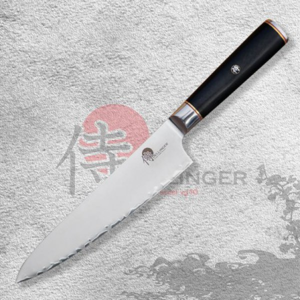 """Japonský kuchařský nůž Gyuto/Chef 8"""" (200mm) Dellinger Okami 3 layers AUS10"""